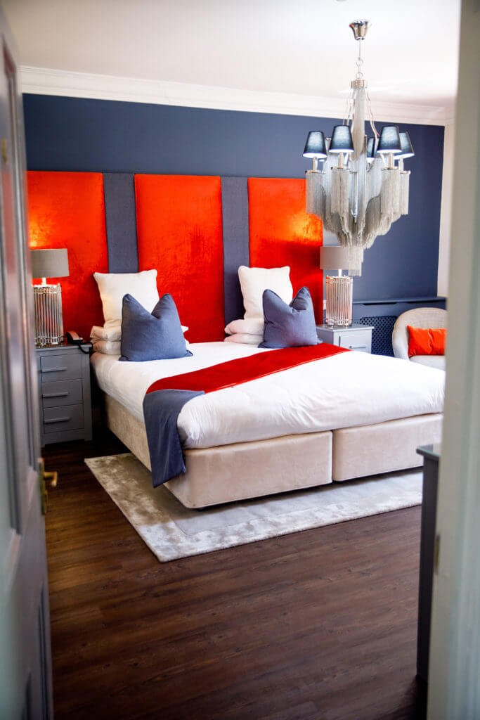 Boutique Hotel Bedrooms: A BOUTIQUE HOTEL BEDROOM WITH WOW FACTOR!